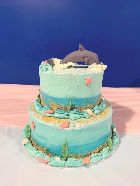 Cake by Emilee's Creations