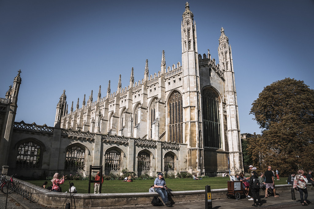 King's College Chapel(19Sep2020)
