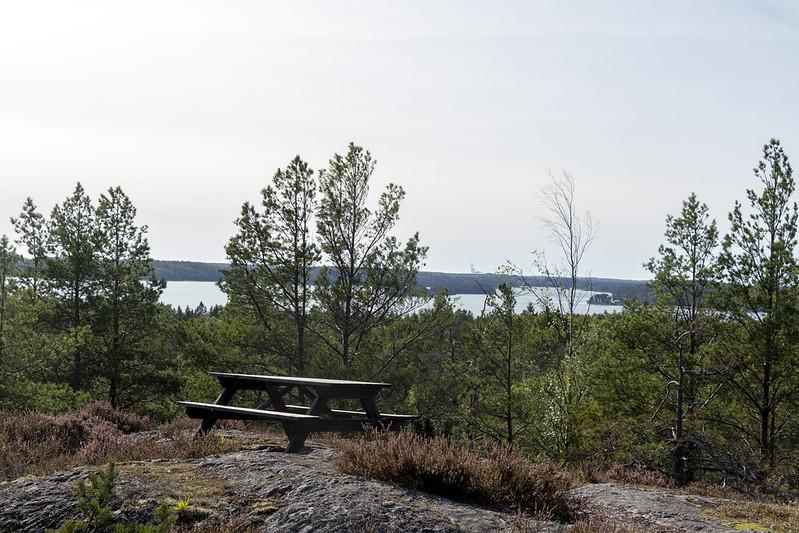 Utsiktsplats/Lookout Point