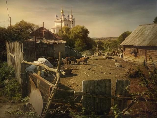 Paesaggio rurale (Epifan.)