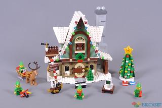 Review: 10275 Elf Club House