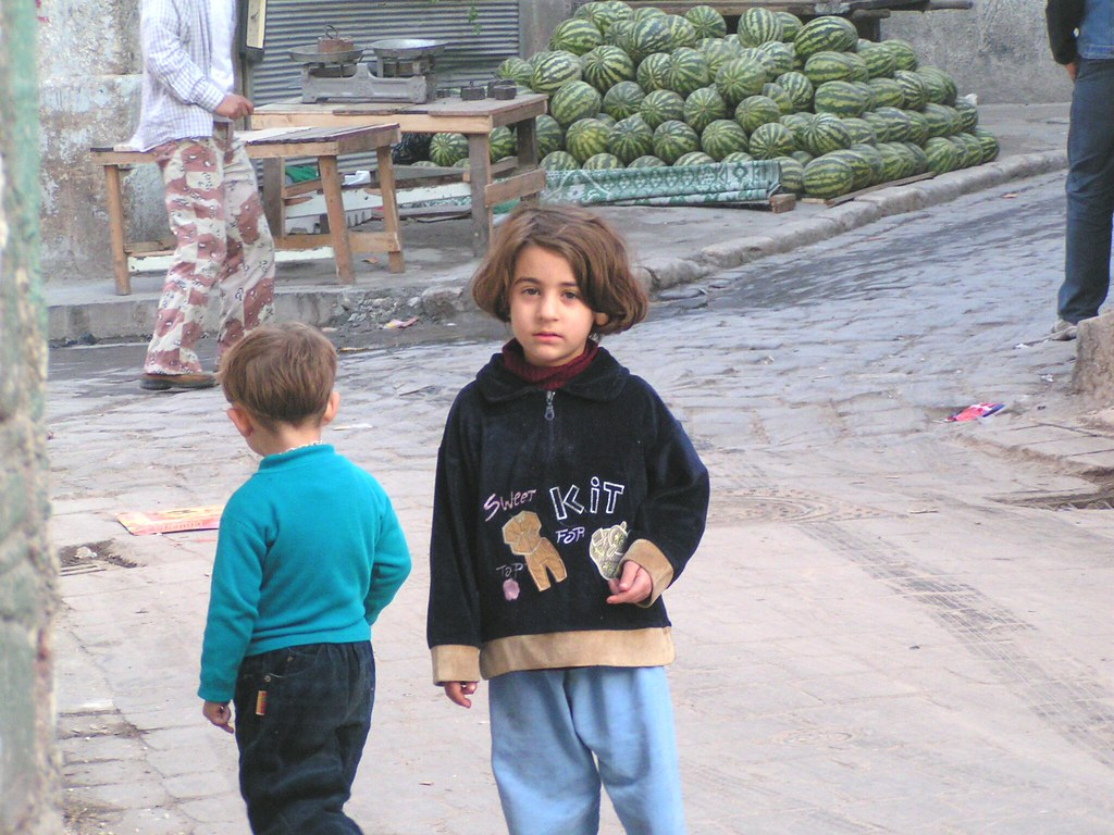 Aleppo, Syria, 2005