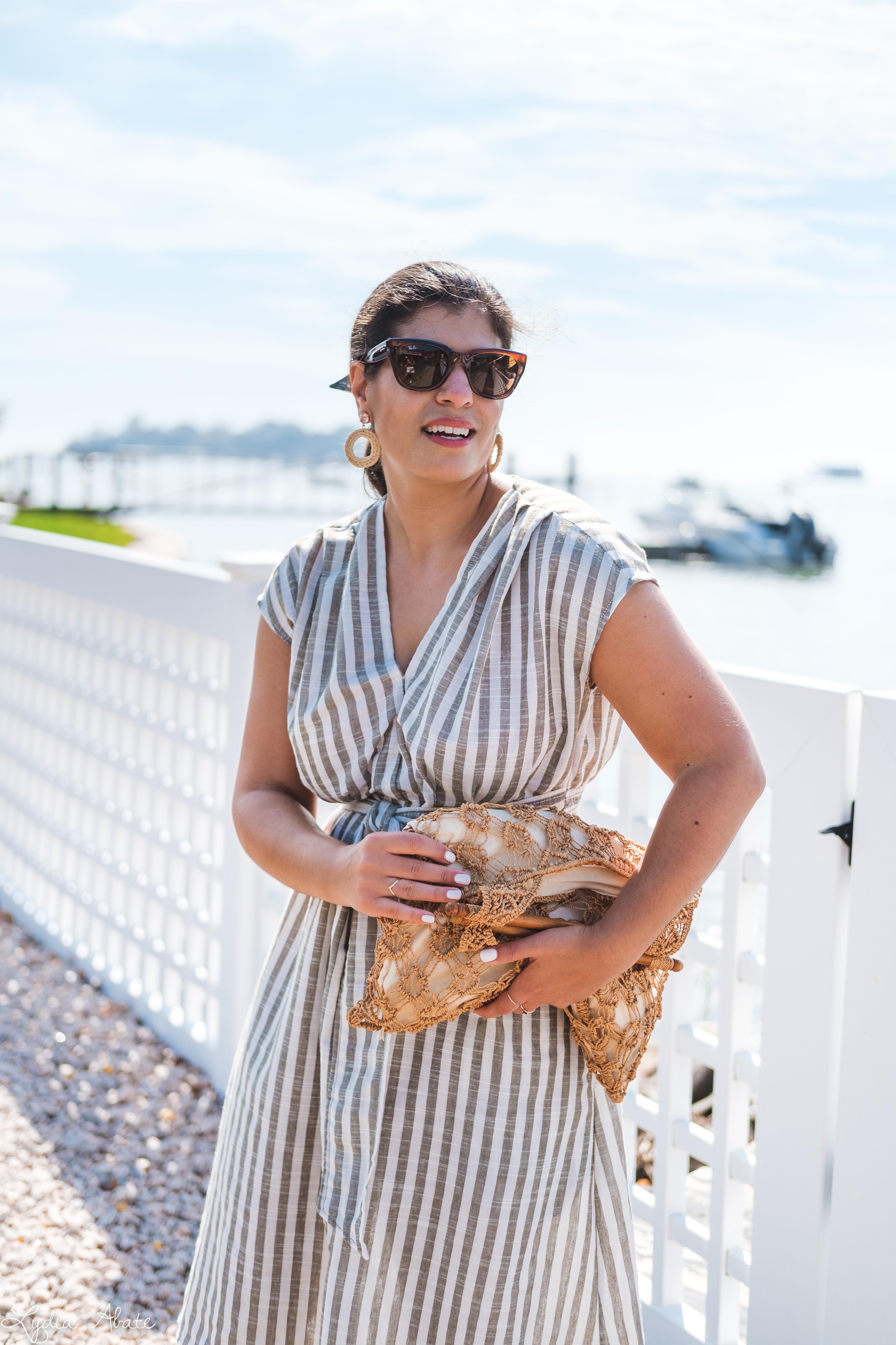 striped linen dress, macrame bag, white espadrilles-7.jpg