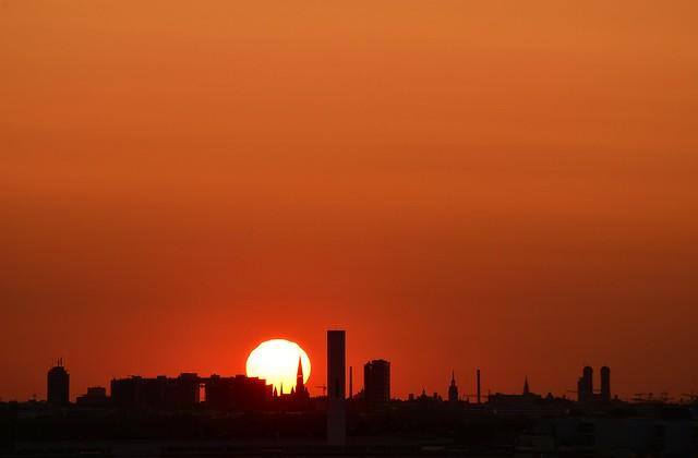 Munich - Great Ball of Fire
