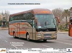 Scania K400 EB Tata Hispano Xerus