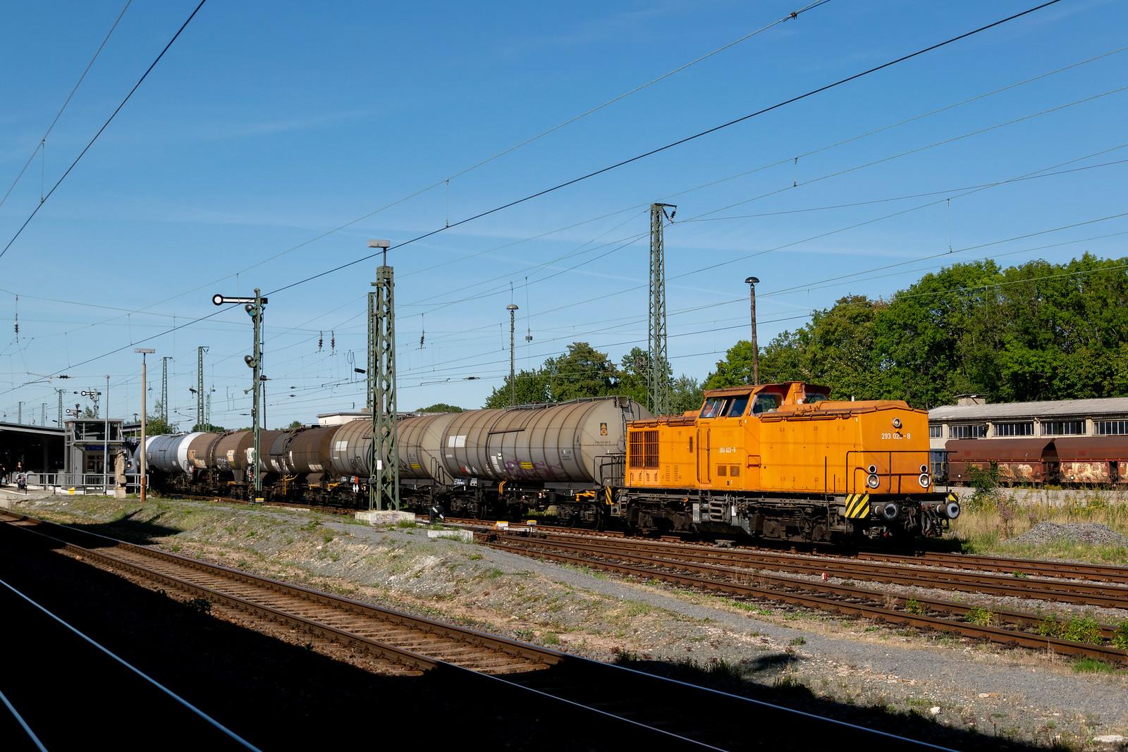 293 023 in Altenburg
