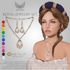 [Ari-Pari] Royal Jewelry Set