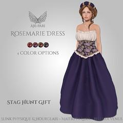 [Ari-Pari] Rosemarie Dress