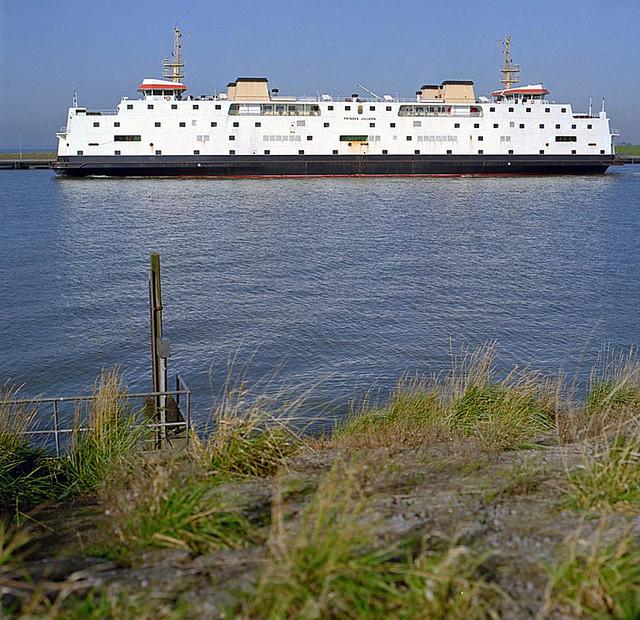 2001 Ferry Kruiningen-Perkpolder