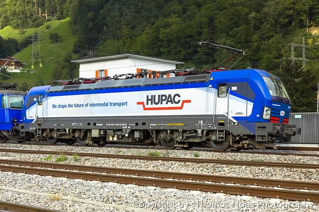 WRS Deutschland, 193 490-0 : HUPAC