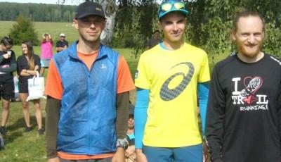 Vysocký krosový půlmaraton vyhrál v nej čase kroměřížský Navrátil