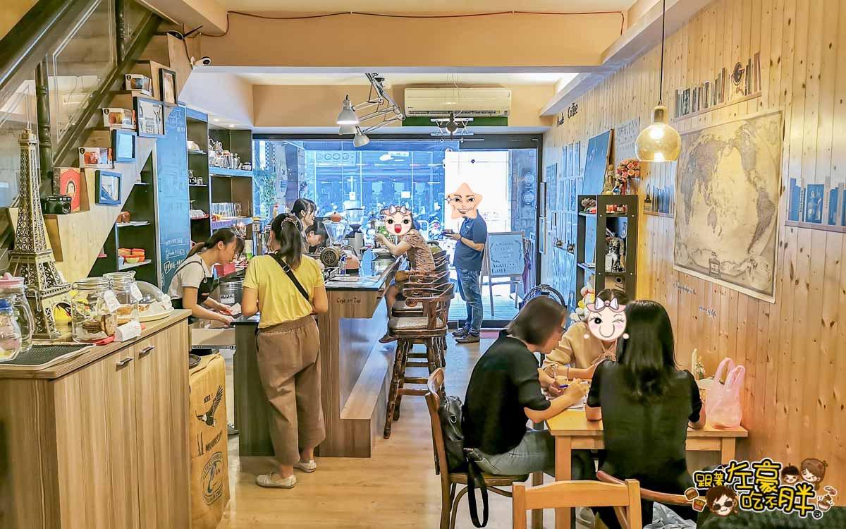 awake coffee前鎮咖啡店獅甲站美食-25