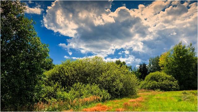Sommer Wolken