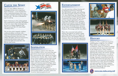 2009-09-Spirit of America flyer-02 | by Old Guard History