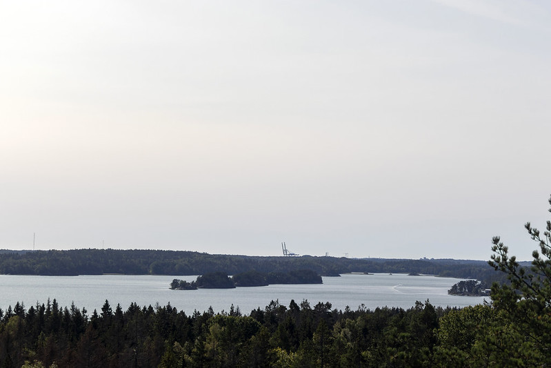 View towards Nynäshamn