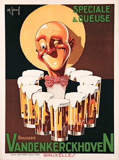 GÉRARD, O. Brasserie Vandenkerckhoven, Bruxelles, c. 1925