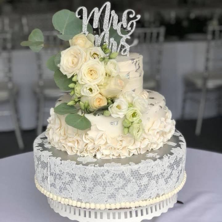 Cake by Soulard's
