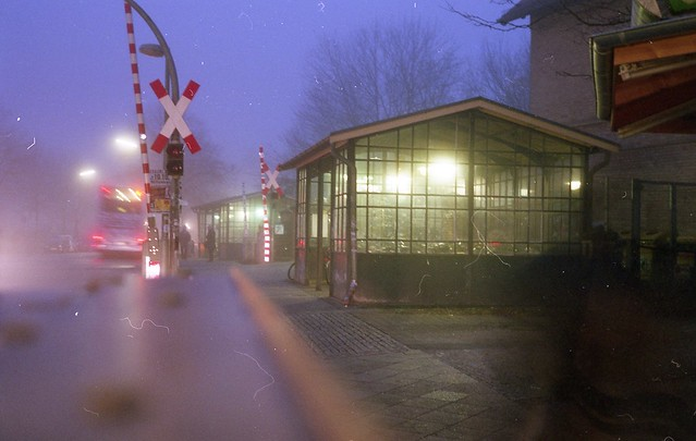 Berlin early morning