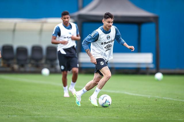 Treino Grêmio 19/09/2020