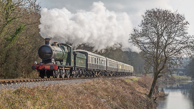 GWR 0-6-0 No 3205