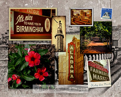 Birmingham Montage