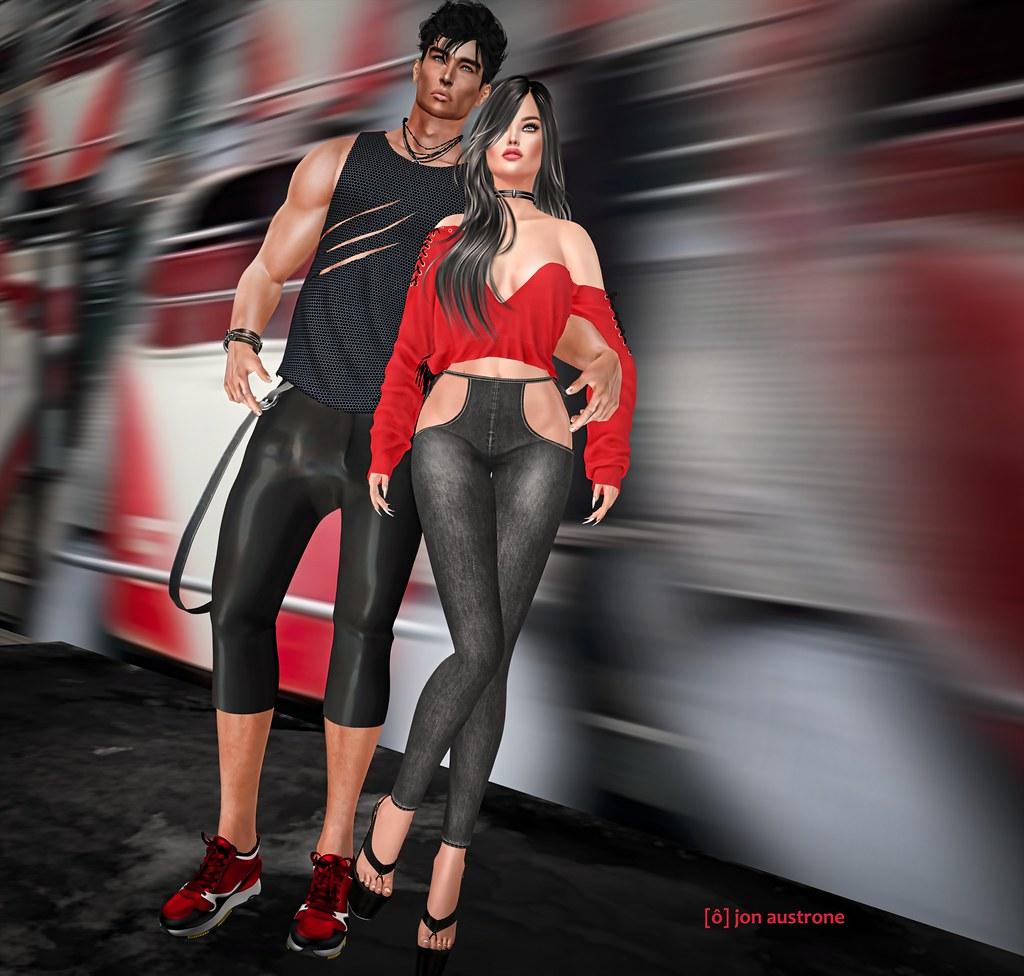Yasmine & Jon