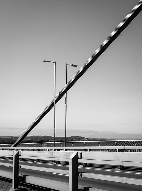 Erskine Bridge, Erskine, Renfrewshire, Scotland, UK