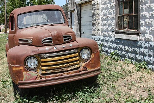 1948or9or50 Ford F-1