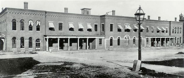 Concord - Brick Train Station - No. 2