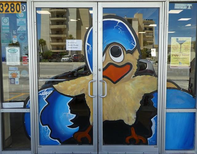 Daytona Beach, FL - The Cracked Egg