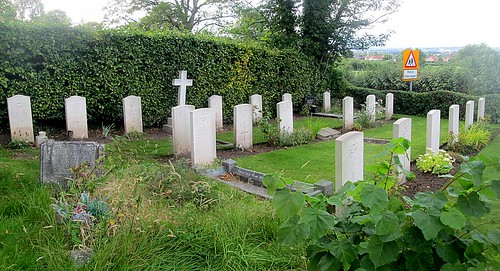 War Graves, Hawarden