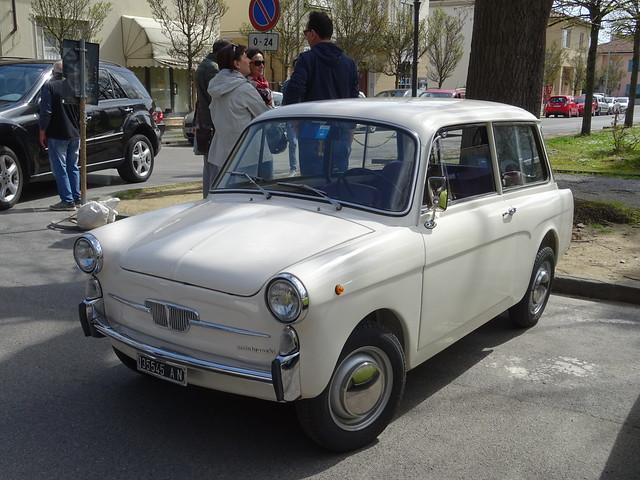 1970 Autobianchi Bianchina