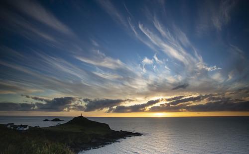 Cornish Cloud Tendrils