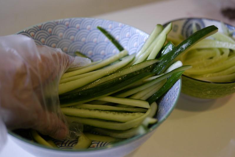 涼拌脆皮小黃瓜
