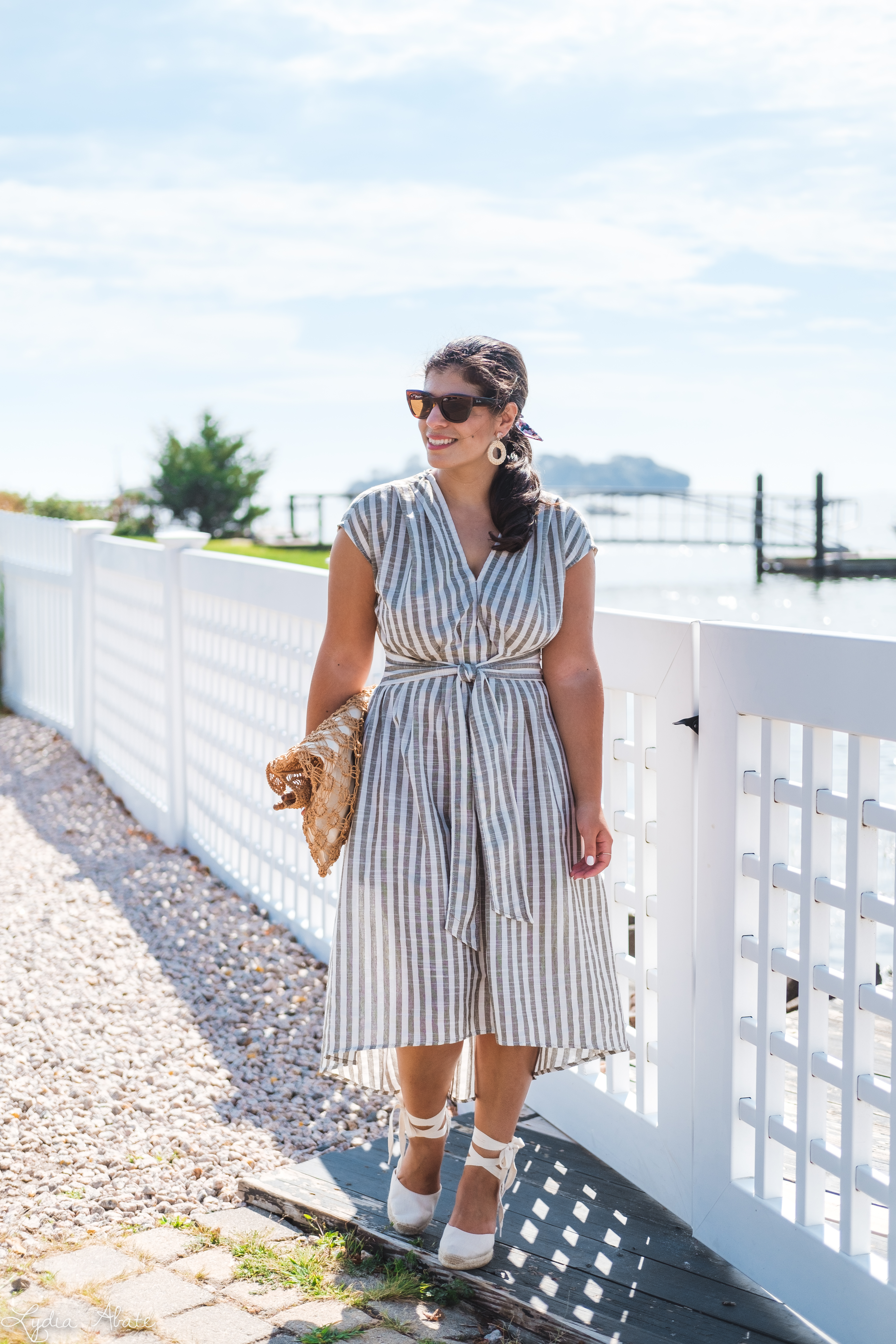 striped linen dress, macrame bag, white espadrilles-12.jpg