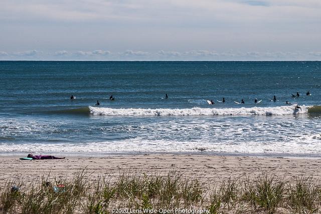 Surfing Break (Day 190)