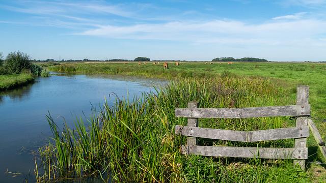 Eelderdiep, Peize, Noordenveld (municipality), Drenthe (province), the Netherlands