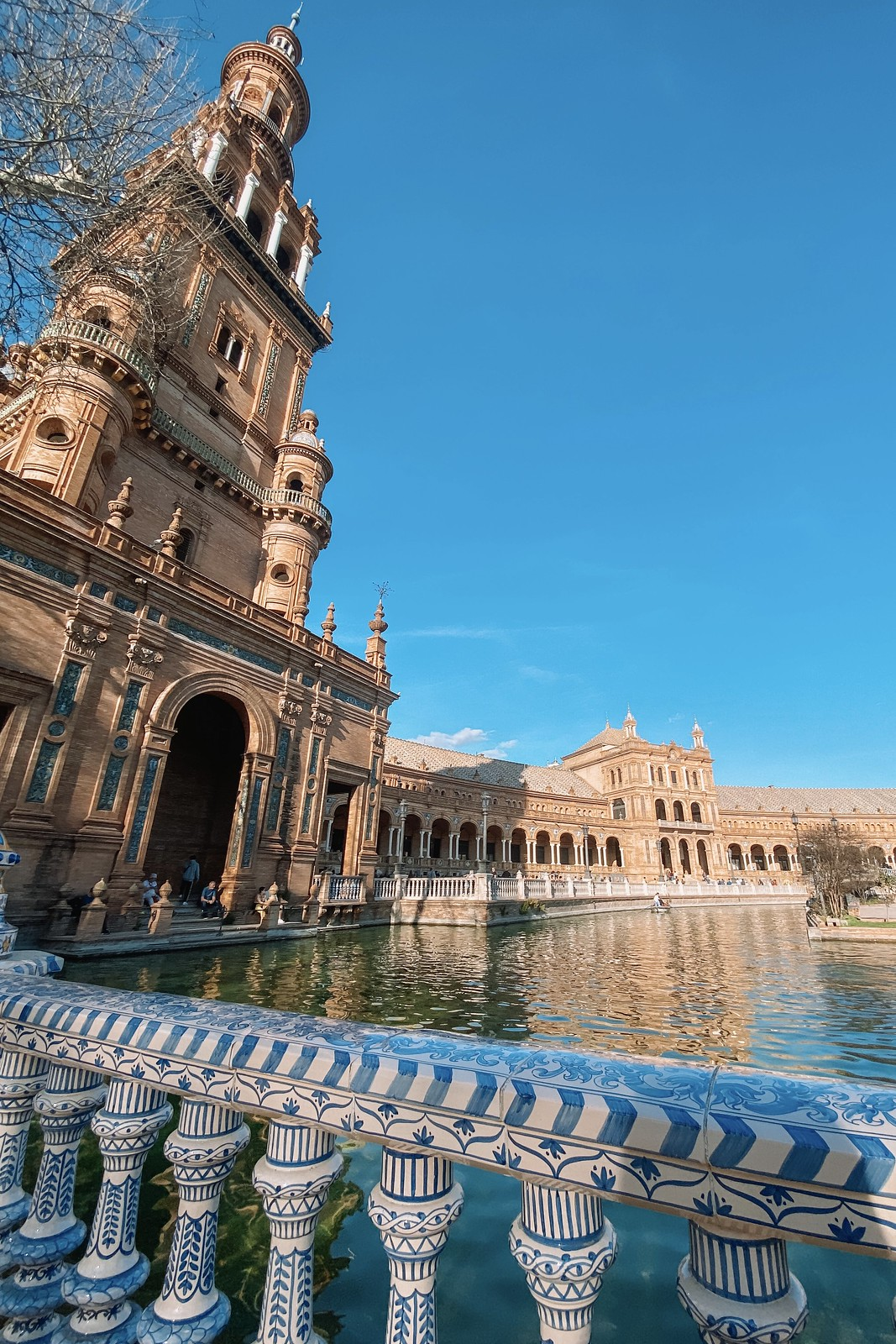 10 Places I Want to Travel After COVID-19 | Places to Travel after Lockdown is Over | Travel Aesthetic | Spanish Aesthetic | Seville, Sevilla, Spain | Andalusia | Plaza de Espana