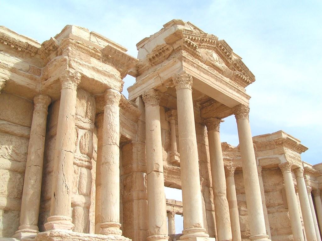 Palmyra, Syria, 2005