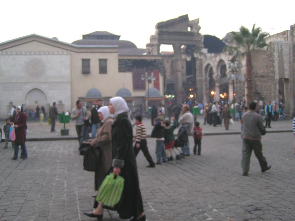 Damascus, Syria, 2005