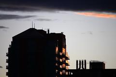 Calgary skies