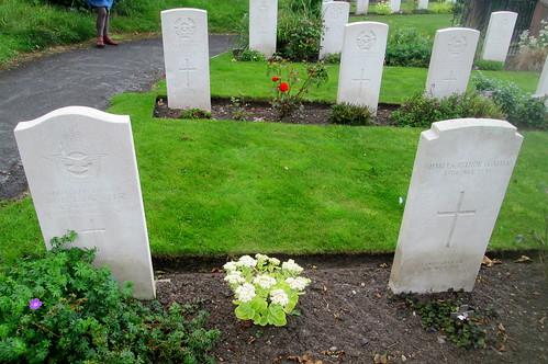 Not War Graves? Hawarden