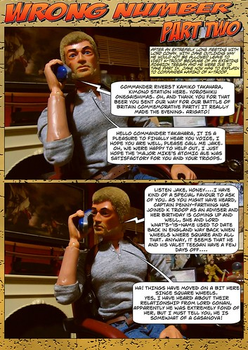 Wrong Number PT02 (1) | by Blondeactionman