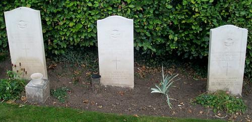 Not War Graves, Hawarden