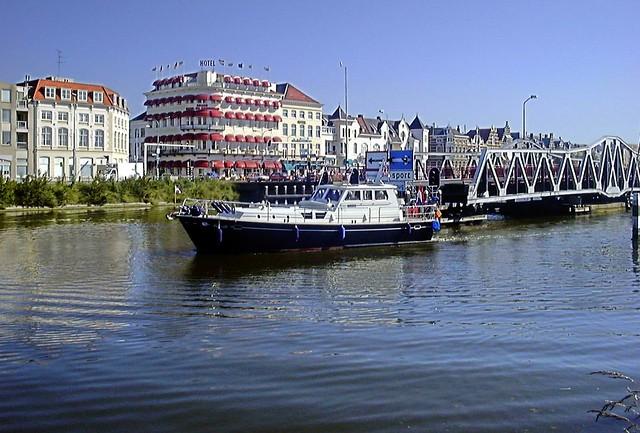 2000 Middelburg Kanaal door Walcheren
