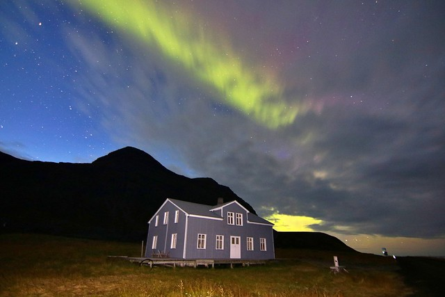 Northern Lights 14.9.2020 #1