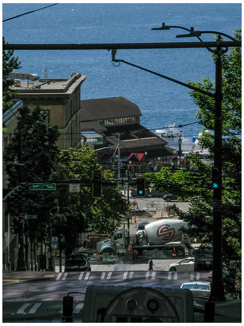 A View to Elliot Bay