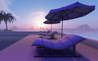 dreaming of santorini sunsets
