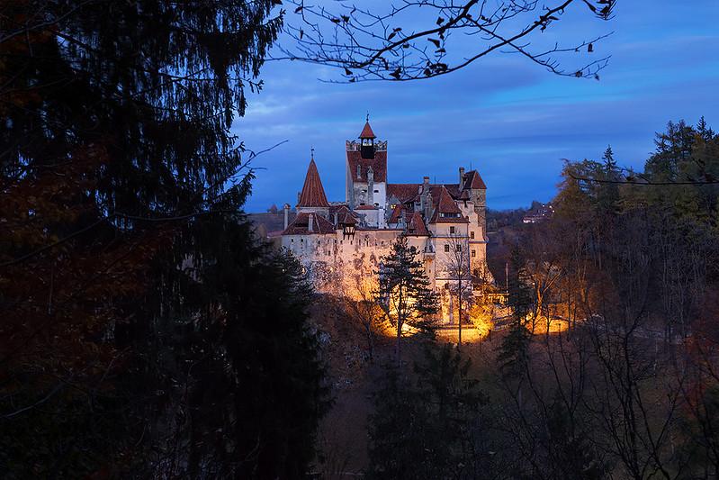 Castello di Dracula Romania