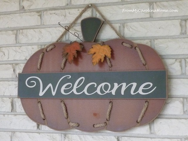 Autumn Fun at FromMyCarolinaHome.com